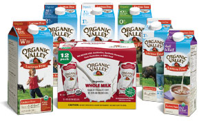 New Organic Valley Products