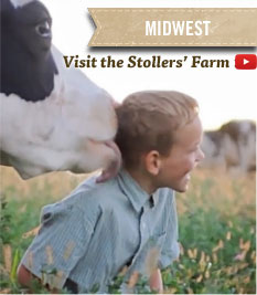 Midwest - Visit the Stoller's Farm