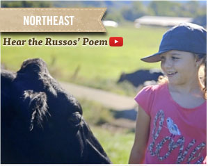Northeast - Hear the Russo's Poem