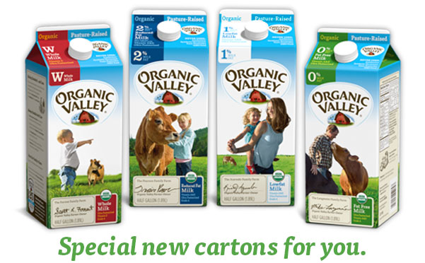 Special new cartons for you.